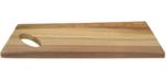 Dagelijkse Kost Snijplank - Serveerplank - Acaciahout - 38 x 17 x 1.5 cm